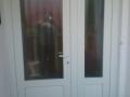 bejárati ajtó csincsilla üveges